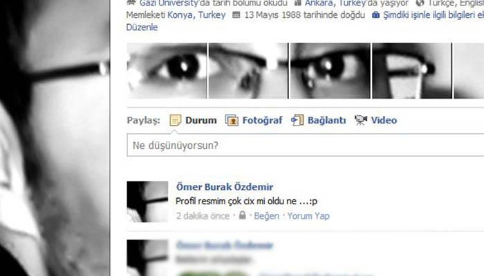 Facebook Profil Resminizi Şekillendirme