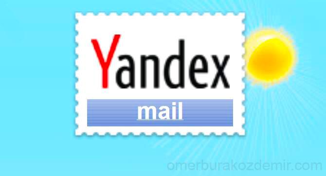 Yandex'ten @siteadi.com Şeklinde Mail Almak