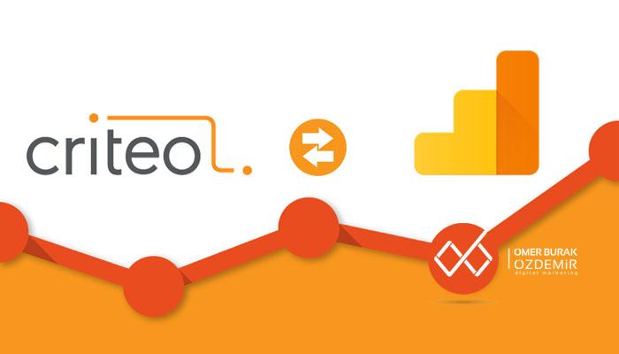 Criteo Performansı İçin Google Analytics Gösterge Tablosu